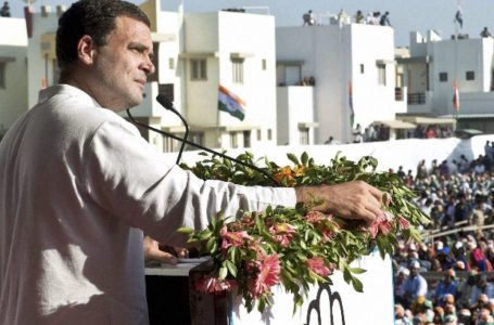 Modi was given kickbacks from industry: Rahul Gandhi