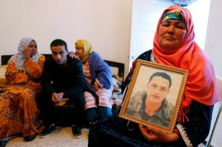 'I will resign him before God': Berlin suspect's mom pleads for news of son