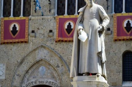 Italy approves bailout for Monte Dei Paschi