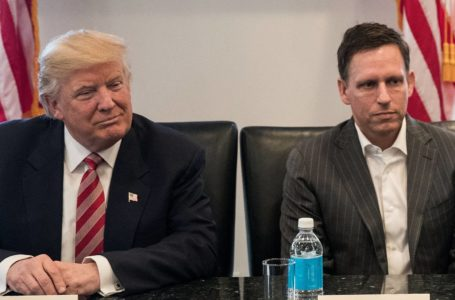 Thiel Pushes to add Industrial-Space Backers to Trump NASA Crew