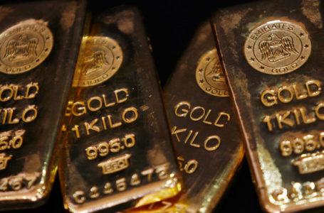 Gold settled decrease as U.S. Markets awaited 20,000 Dow