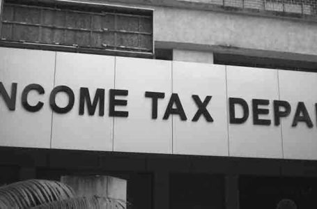 I-T dept detects Rs three,185 or black income; seizes Rs 86 or new notes