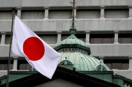 Japan authorities raises view on financial system for the first time since March 2015