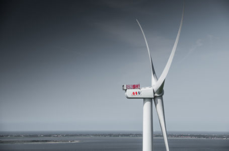 MHI Vestas claims industry first as it unveils big wind turbine