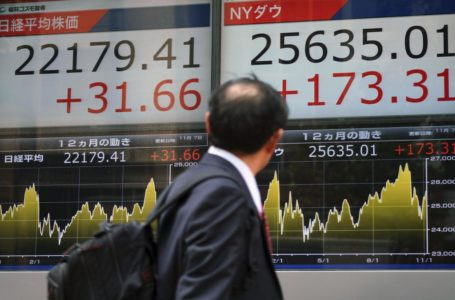 Wall Street rallies on US elections tech fitness shares lead