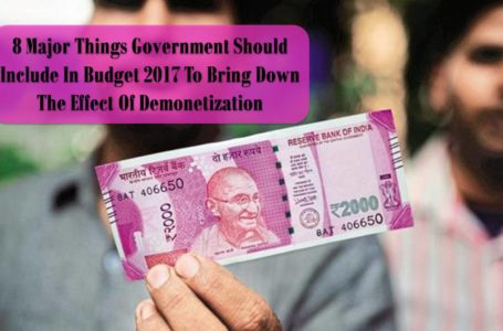Demonetisation impacted executive budget