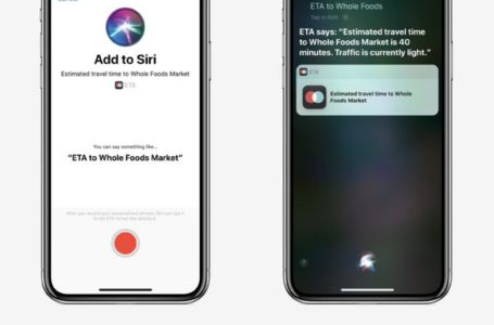 IOS app gains support for Siri Shortcuts