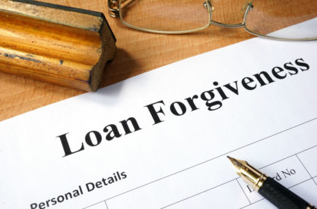 The statistics about public provider mortgage forgiveness