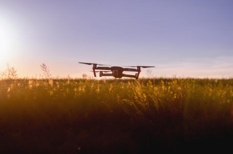 Using drones in the creation industry